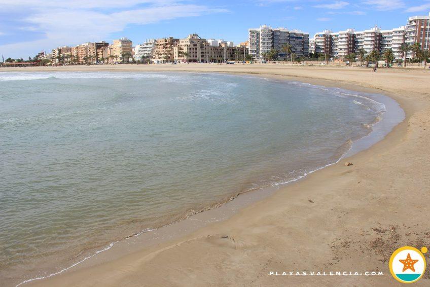 Playa de puerto de sagunto sagunto valencia - Tanatorio puerto de sagunto ...